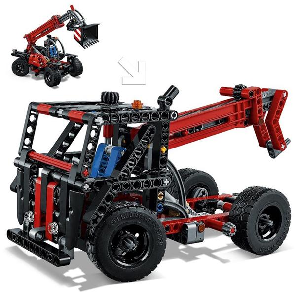 Lego Technic 42061 Конструктор Лего Техник Телескопический погрузчик