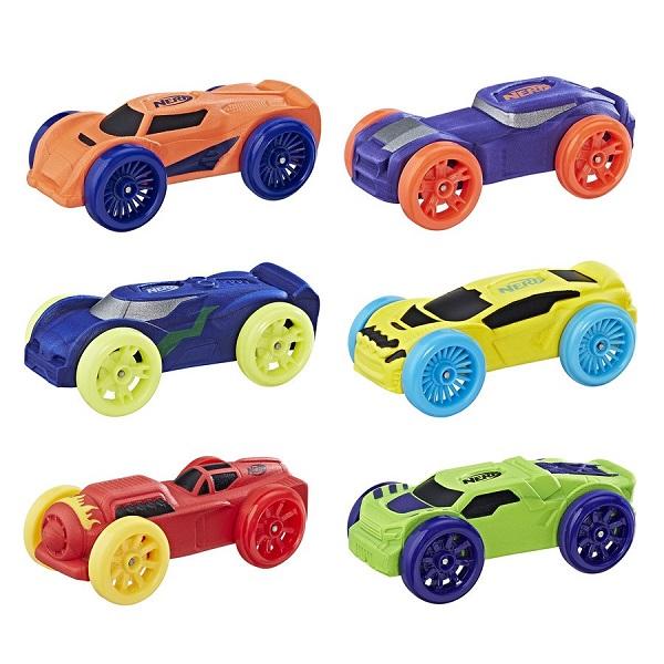 Hasbro Nerf C3171 Машинки Нёрф Нитро 6 штук