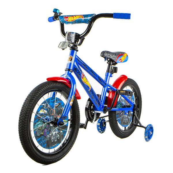 1toy Самокаты BH16139 Детский велосипед Hot Wheels