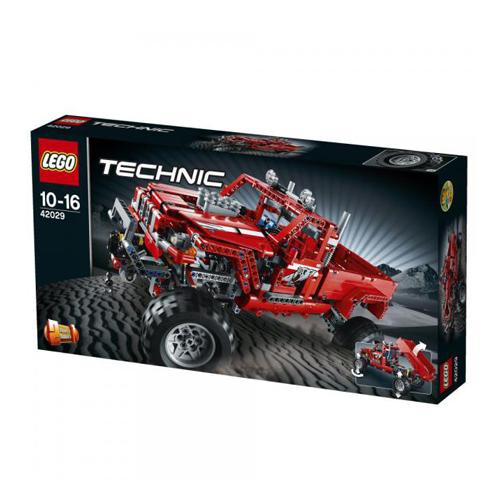 Конструктор Lego Technic 42029 Лего Техник Тюнингованный пикап