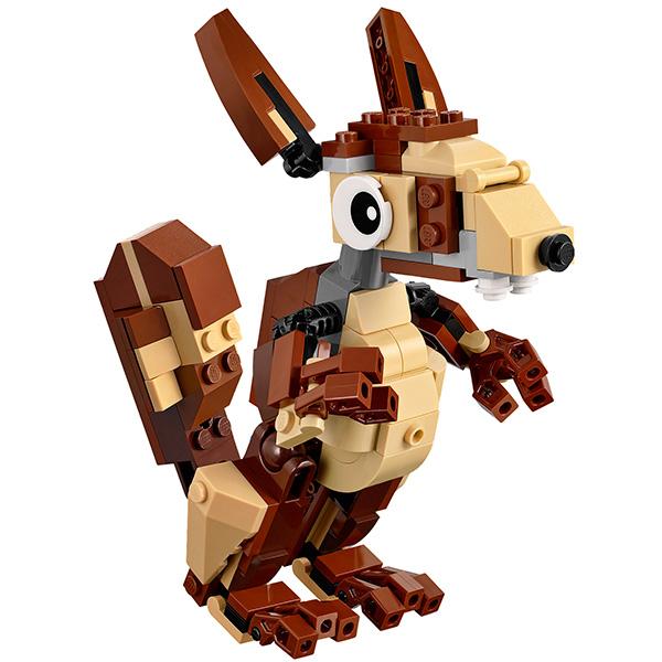 Конструктор Лего Криэйтор 31019 Конструктор Озорные животные