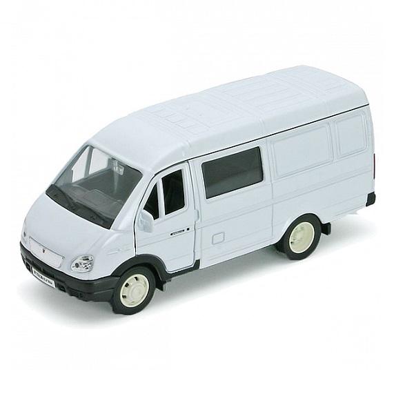 Welly 42387B Велли Модель машины 1:34-39 ГАЗель фургон с окном welly 42387b велли модель машины 1 34 39 газель фургон с окном