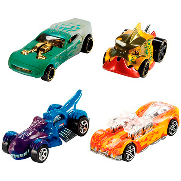 Mattel Hot Wheels BHR15 Хот Вилс Машинки COLOR SHIFTERS (в ассортименте) хот вилс хот вилс