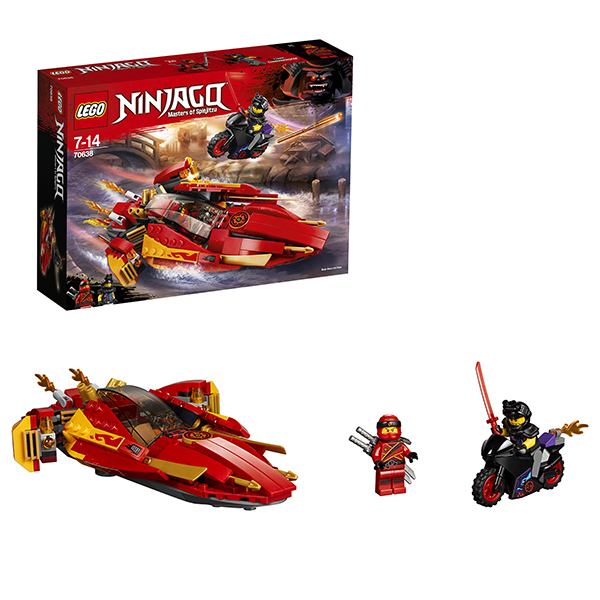 Lego Ninjago 70638 Конструктор Лего Ниндзяго Катана V11