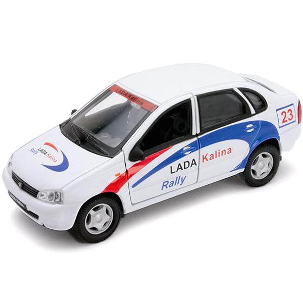 Welly 42385RY Велли Модель машины 1:34-39 LADA 110 Rally welly 43623 велли модель машины 1 34 39 bentley continental supersports