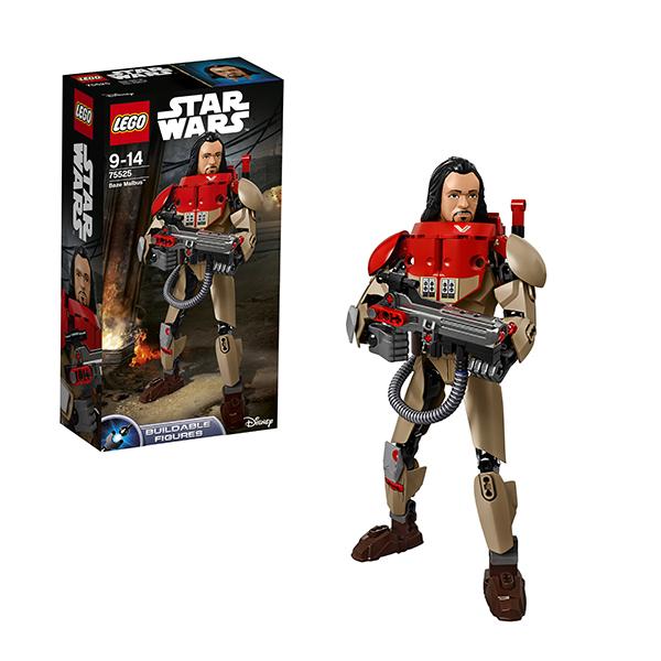 Lego Star Wars 75525 Конструктор Лего Звездные Войны Бэйз Мальбус lego star wars 75524 лего звездные войны чиррут имве
