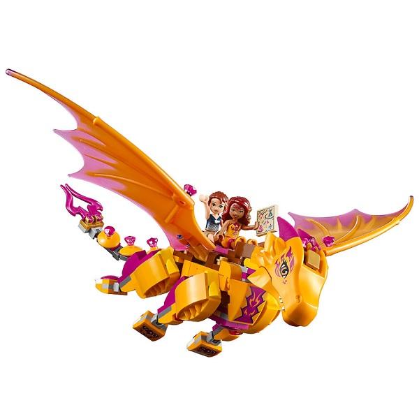 Lego Elves 41175 Конструктор Лего Эльфы Лавовая пещера дракона огня