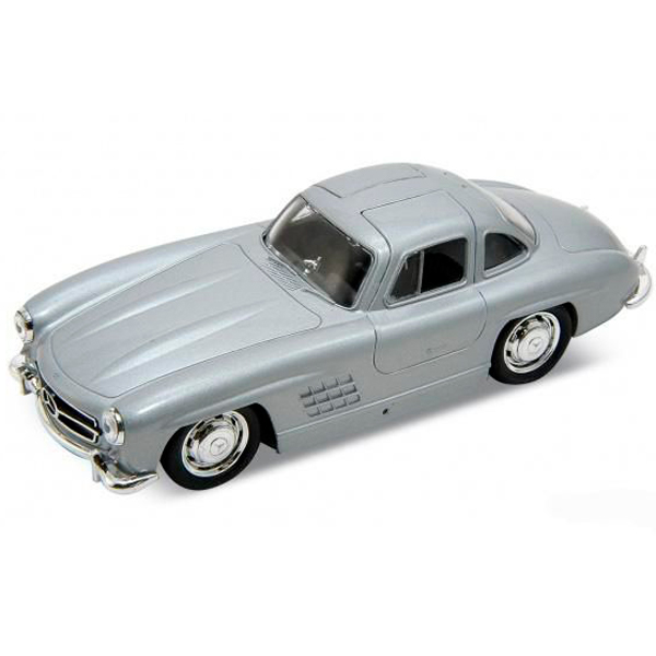 Welly 43656 Велли Модель винтажной машины 1:34-39 Mercedes Benz 300SL welly 84002 велли радиоуправляемая модель машины 1 24 mercedes benz sls amg
