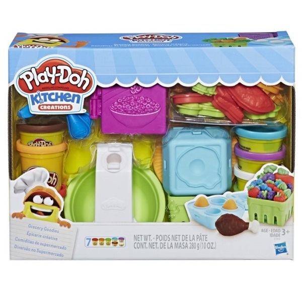 Hasbro Play-Doh E1936 Плей-До Готовим обед