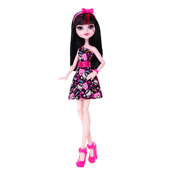 Mattel Monster High DMD47 Кукла Дракулаура