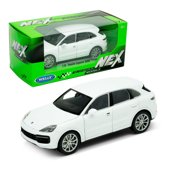 Welly 24092 Велли Модель машины 1:24 Porsche Cayenne Turbo welly porsche cayenne turbo