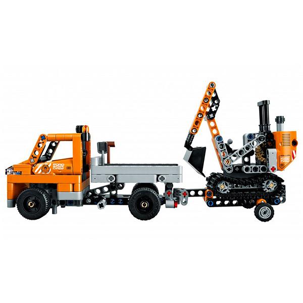 Lego Technic 42060 Конструктор Лего Техник Дорожная техника