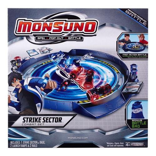 Monsuno 25039 Монсуно Мобильный манеж для сражений
