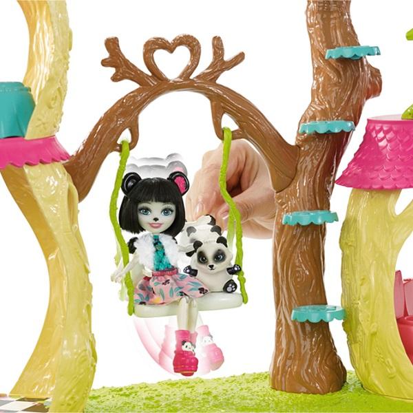 Mattel Enchantimals FNM92 Лесной замок