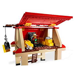 Lego City 7637 Лего Город Ферма