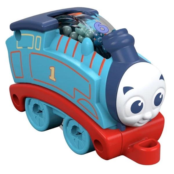Mattel Thomas & Friends DTN24 Томас и друзья Паровозики с крутящимися шариками томас и друзья паровозики в ассортименте thomas