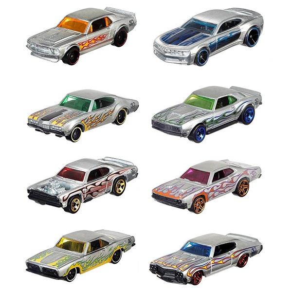 Mattel Hot Wheels FRN23 Хот Вилс Машинка Юбилейная (в ассортименте)