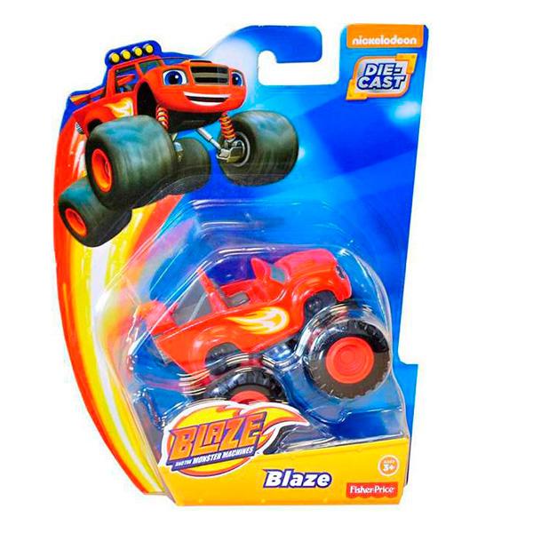 Mattel Blaze CGF21 Вспыш и его друзья, Вспыш