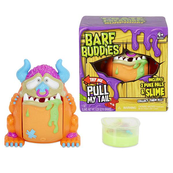 "Crate Creatures 555063 Игрушка Монстр ""Barf Buddies"""