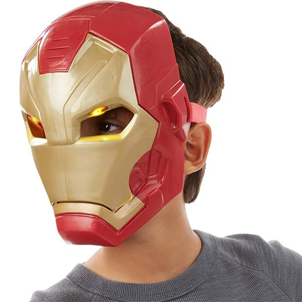 Hasbro Avengers B5784 Электронная маска Железного человека
