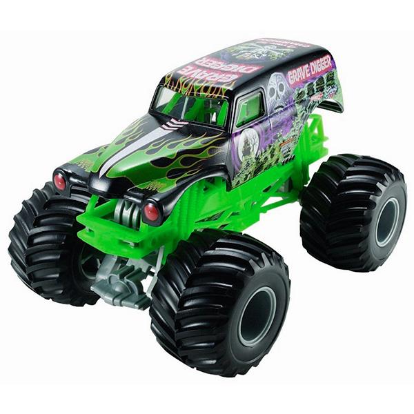 "Mattel Hot Wheels BHP37_9 Хот Вилс ""MONSTER JAM"" 1:64 (в ассортименте)"
