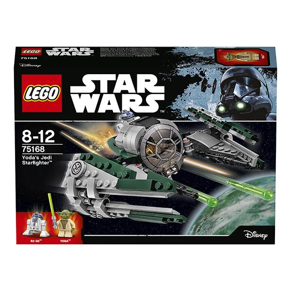 Lego Star Wars 75168 Лего Звездные Войны Звёздный истребитель Йоды