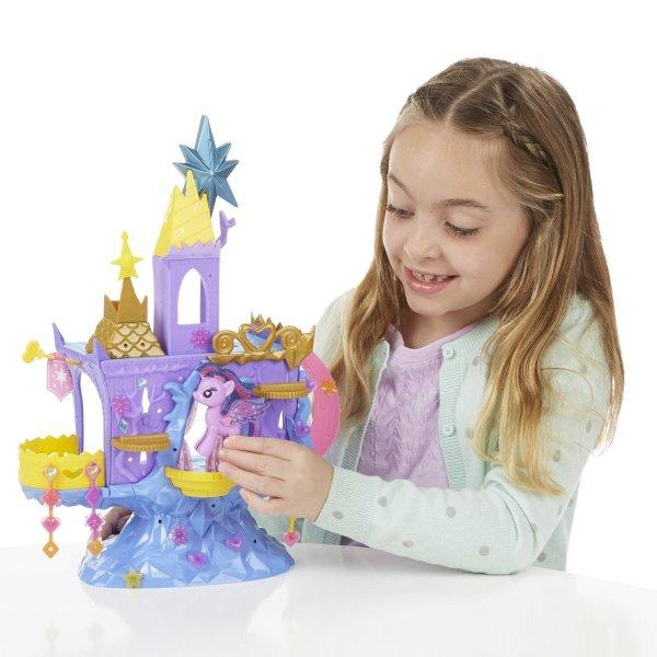 Hasbro My Little Pony B1376 Май Литл Пони Замок Твайлайт Спаркл