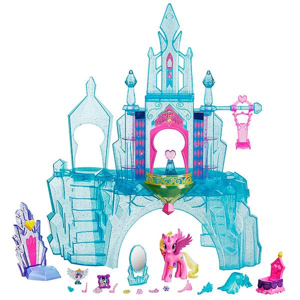 Hasbro My Little Pony B5255_9 Май Литл Пони Кристальный замок