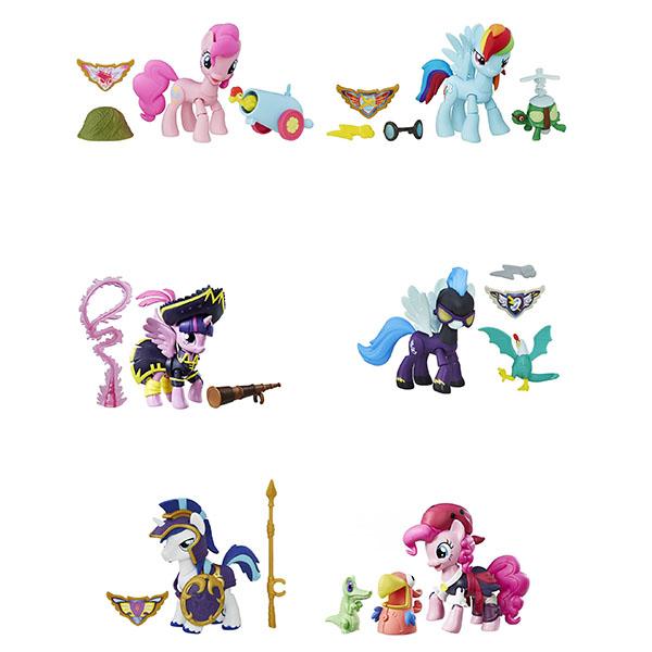 Hasbro My Little Pony B6008 Хранитель Гармонии игровой набор hasbro my little pony мерцание волшебный замок