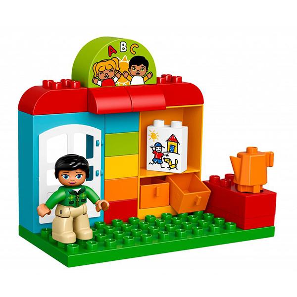 Lego Duplo 10833 Лего Дупло Детский сад
