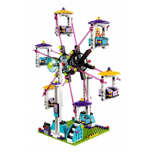 Lego Lego Friends 41130 Лего Подружки Парк развлечений: американские горки