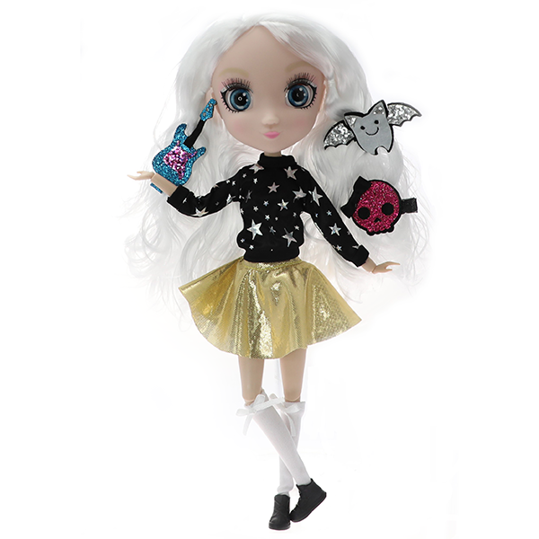 Shibajuku Girls HUN8527 Кукла Йоко 4, 33 см shibajuku girls hun2154 кукла шидзуки 33 см
