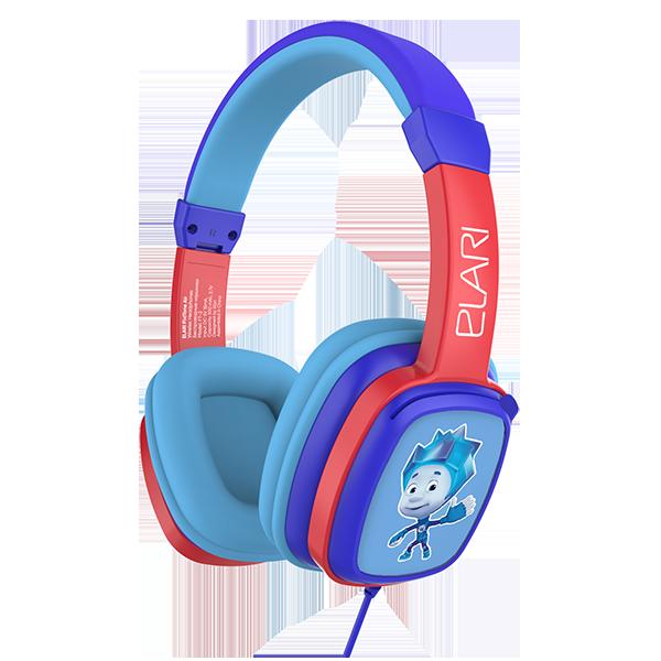 Elari ELFT-1Blue Наушники FixiTone голубые