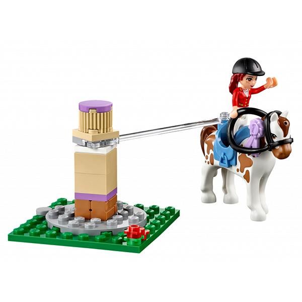 Лего Подружки 41126 Конструктор Клуб верховой езды