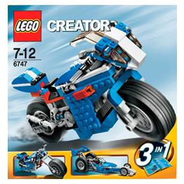 Конструктор Лего Криэйтор 6747 Гоночный мотоцикл