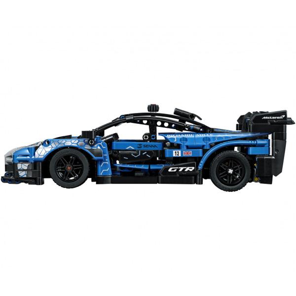 LEGO Technic 42123 Конструктор ЛЕГО Техник McLaren Senna GTR