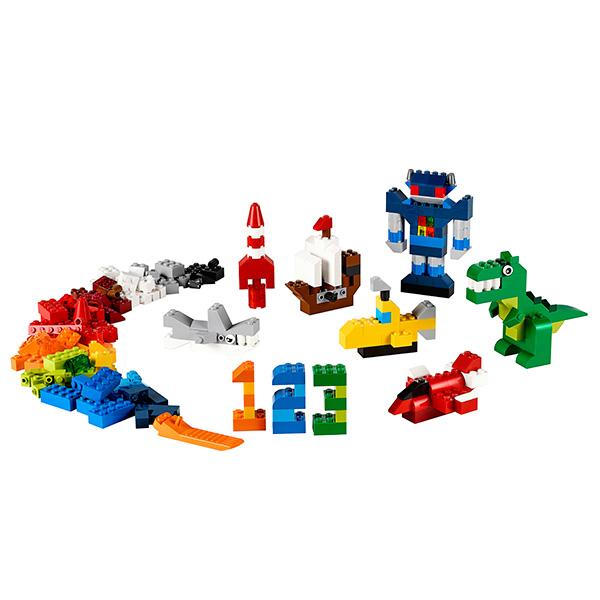 LEGO Classic 10693 Конструктор ЛЕГО Классик Набор для творчества - яркие цвета