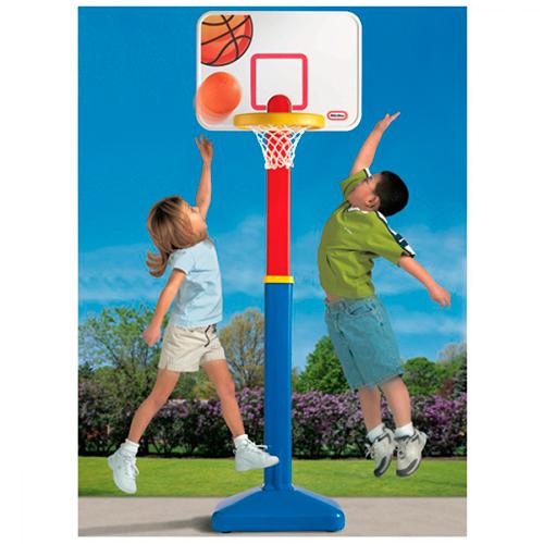 Little Tikes 620980 Литл Тайкс Баскетбольный щит раздвижной (183 см)
