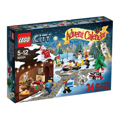 Lego City 60024 Конструктор Лего Город Новогодний календарь LEGO CITY