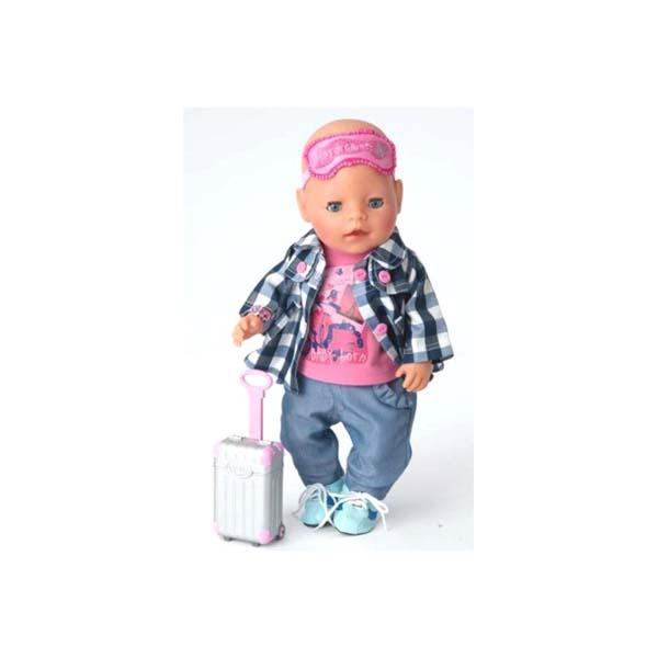 Zapf Creation Baby born 815-670_1 Бэби Борн Набор для путешественника