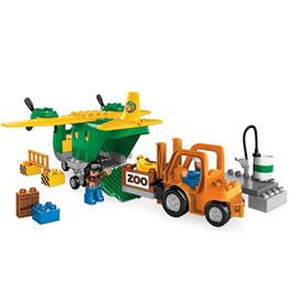 Lego Duplo 5594 Конструктор Грузовой самолёт