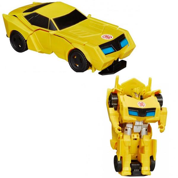 Hasbro Transformers B0068 Трансформеры Робот под прикрытием Уан-Стэп (в ассортименте)