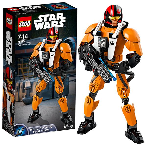 Lego Star Wars 75115 Конструктор Лего Звездные Войны По Дамерон