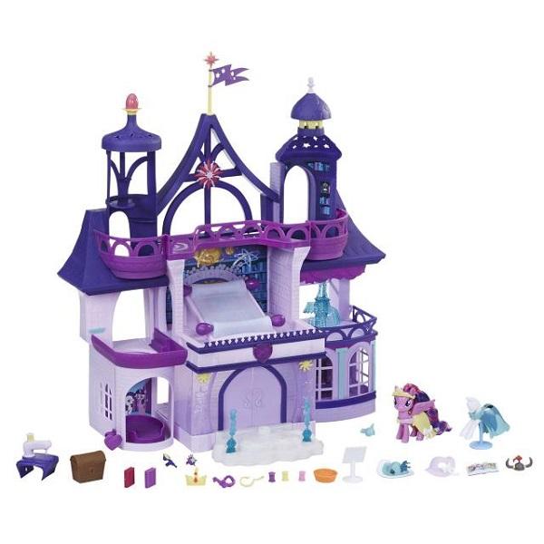 Hasbro My Little Pony E1930 Май Литл Пони Игровой набор Школа Дружбы набор доктора my little pony 1684067 ing17