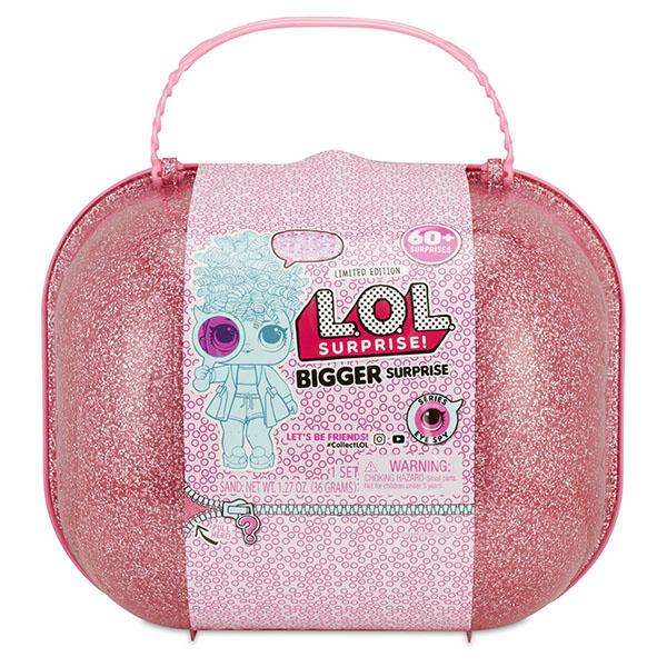 L.O.L. Surprise 553007 Декодер Чемодан (60 сюрпризов)