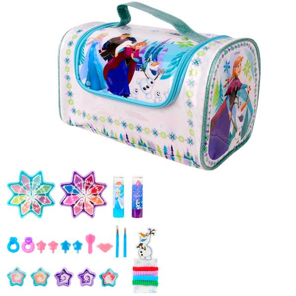 Markwins 9702051 Frozen Игровой набор детской декоративной косметики в сумке