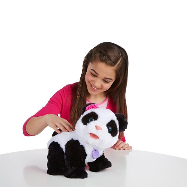 Hasbro Furreal Friends A7275 Интерактивная игрушка - Малыш Панда