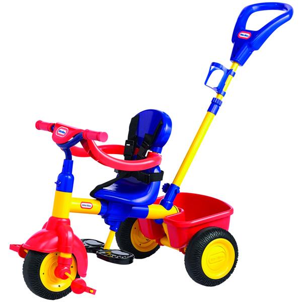 Little Tikes 627354 Литл Тайкс Велосипед 3 в 1 красно-синий детский велосипед для мальчиков little tikes 618246