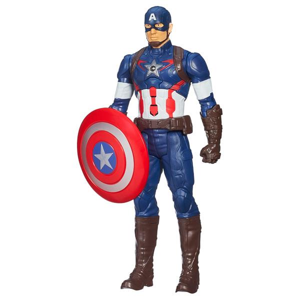 Hasbro Avengers B0433 Титаны: Электронные Фигурки Мстителей (в ассортименте) hasbro игровой набор b1402 мстителей avengers