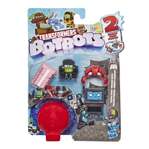 Hasbro Transformers E3486 Игровой набор 5 трансформеров Ботботс (в ассортименте)